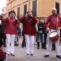 Diada dels Castellers de Terrassa 7-11-10 - 20101107_152_grallers_CdL_Terrassa_Diada_dels_CdT.jpg