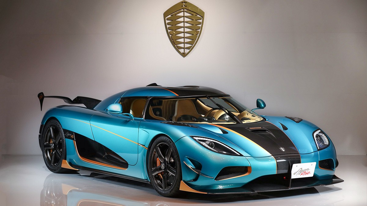 Koenigsegg Presents Limited Edition Agera Rsr Only 3
