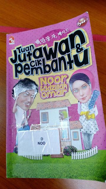 Tuan Jutawan & Cik Pembantu oleh Noorfadzillah Omar
