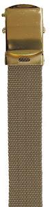 MFH Ремінь  з металевою пряжкою койот:22553F
