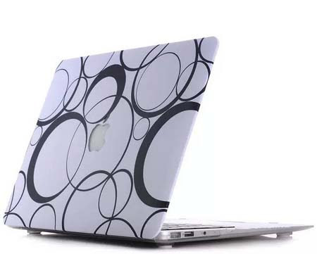Abstrait Coque Rigide de Protection pour Macbook 12 A1534