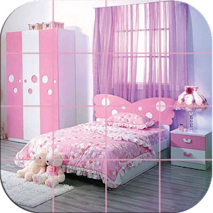 Tile Puzzle – Girls Bedrooms for PC and MAC