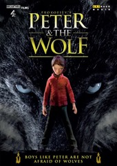 Prokofiev's Peter & the Wolf (Suzie Templeton)