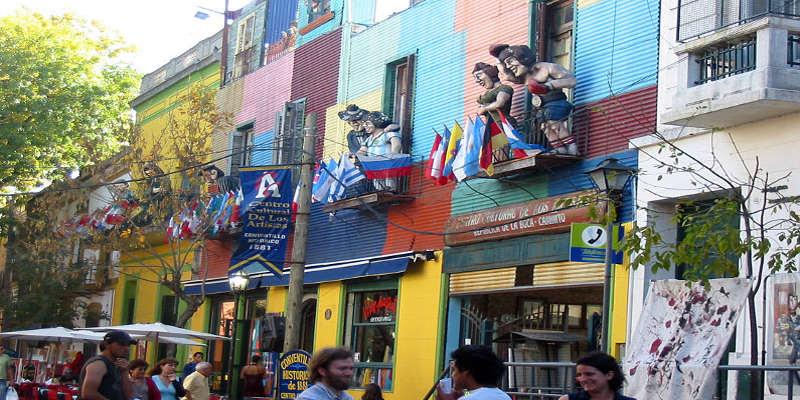 turismo Buenos Aires La Boca