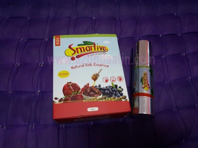 Smartive Natural Kids Essence | Suplemen Anak Berbentuk Spray Mudah Makan