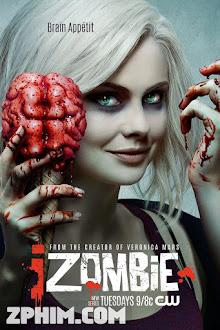 Ăn Não 1 - iZombie Season 1 (2015) Poster