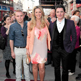 WWW.ENTSIMAGES.COM -     Claire Sweeney       The West End Men - press night at Vaudeville Theatre, 404 Strand, London, June 2nd 2013                                          Photo Mobis Photos/OIC 0203 174 1069