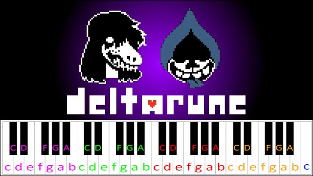 Undertale Virtual Piano