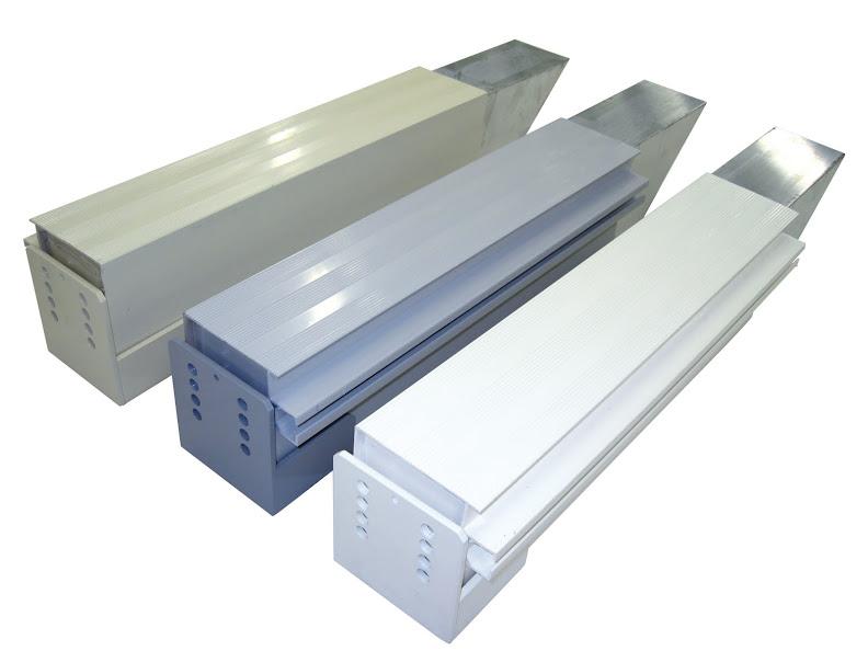 Poutre Aluminium gainées PVC