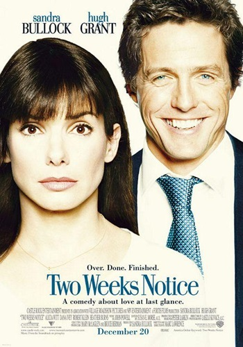 Two Weeks Notice [Latino]