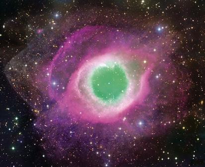 Nebulosa da Hélice