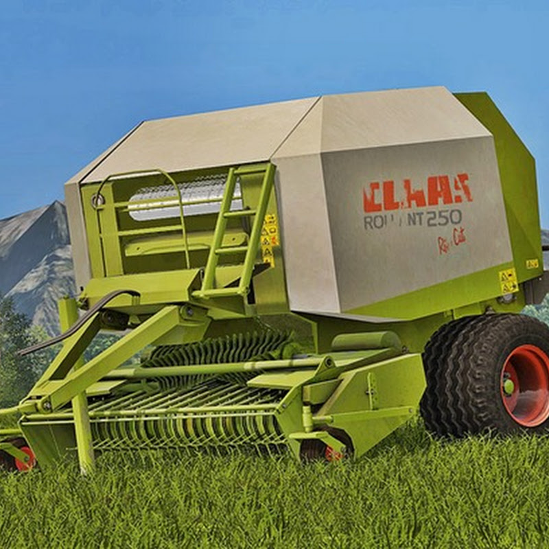 Farming simulator 2017 - Claas Rollant 250 RotoCut V 1.0