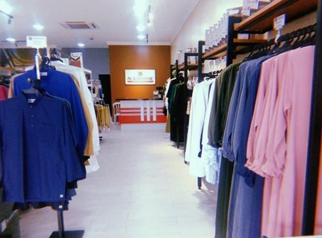 butik alkauthar setia alam 2018
