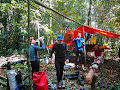 Forest Camp, Mulu 2013  | photo © Andy Harp