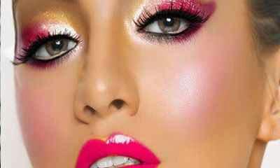 Evita el exceso de maquillaje