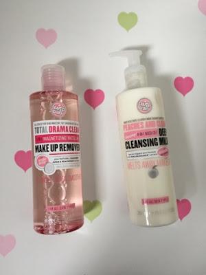 Soap and Glory skincare