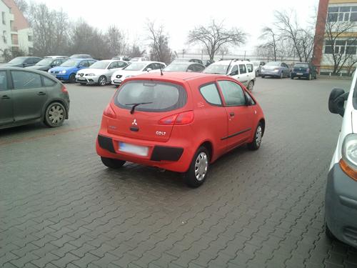 NCN Parking