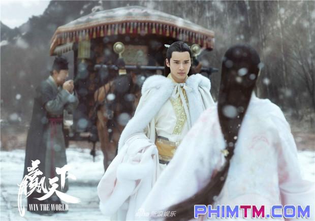 Ba Thanh (Phạm Băng Băng) gây tranh cãi vì nụ hôn với Tần Vương trong Thắng Thiên Hạ - Ảnh 6.