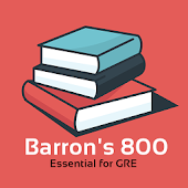 Barron's 800 essential for GRE