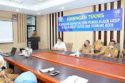 Dinas Perpustakaan dan Kearsipan Aceh Gelar Bimtek Penguatan Kapasitas SDM Pengelolaan Arsip