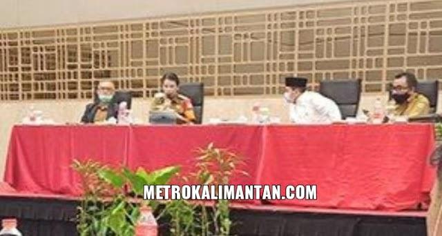 Walikota Singkawang Teken Pinjaman Dana PEN Rp200 Miliar