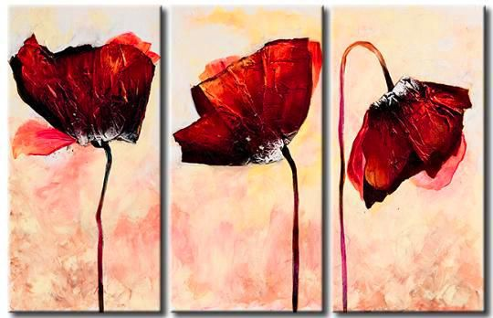 Multi Panel Oil Painting