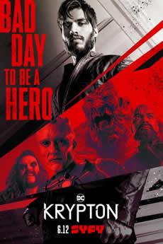 Baixar Série Krypton 2ª Temporada Torrent Grátis