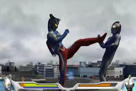 Trick Ultraman Zero - náhled
