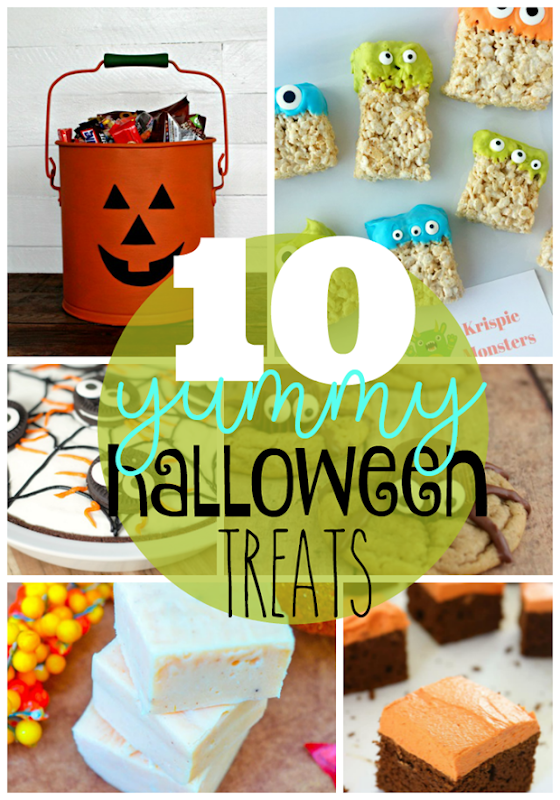 10 Yummy Halloween Treats #halloween #treats #yum