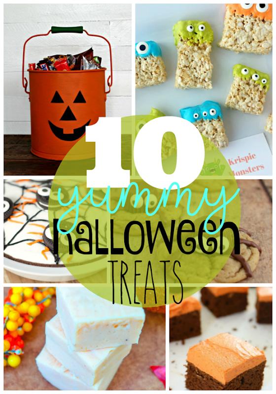 10 Yummy Halloween Treats #halloween #treats #yum
