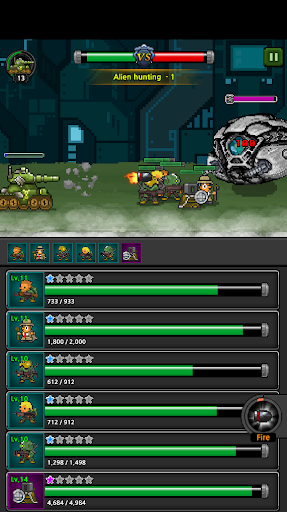 Grow Soldier - Idle Merge game apkdebit screenshots 21
