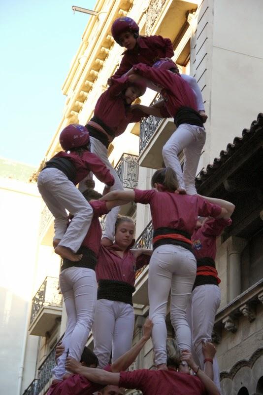 19è Aniversari Castellers de Lleida. Paeria . 5-04-14 - IMG_9523.JPG