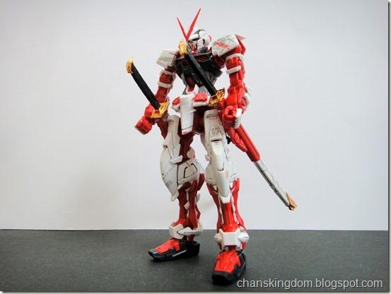 MBF-P02 Gundam Astray Red Frame -003