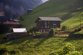 Walter's Hotel, Gimmelwald