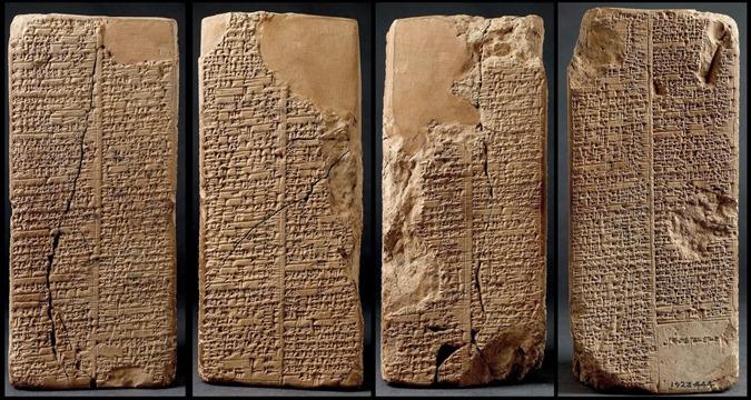 Os Anunnaki e o cronograma proibido da história da Terra 07