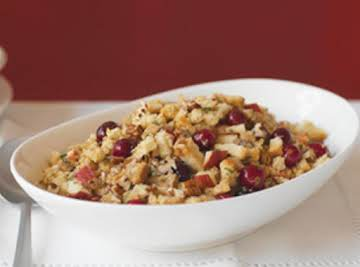Apple Cranberry & Pecan Stuffing