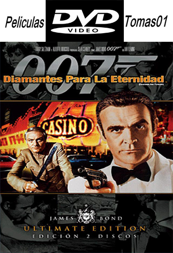 007 (7): Los diamantes son eternos (1971) DVDRip