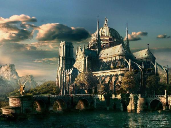 The Castle Of Heavens, Magical Landscapes 2