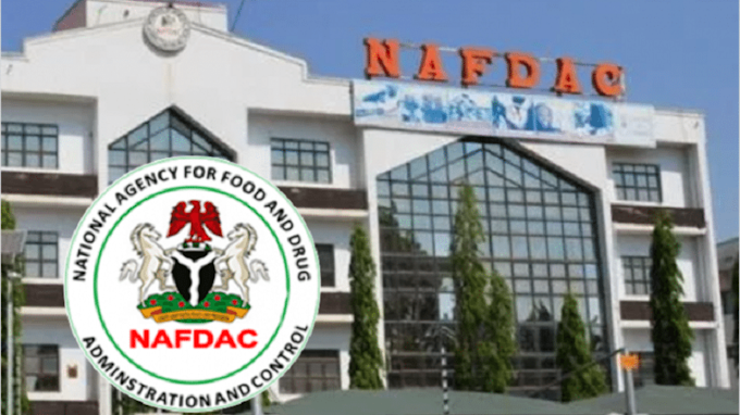 NAFDAC Warns Nigerians Against Storing Foods In Chemical Containers