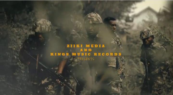 Video: Alikiba ft Rude Boy - Salute || Mp4 Download