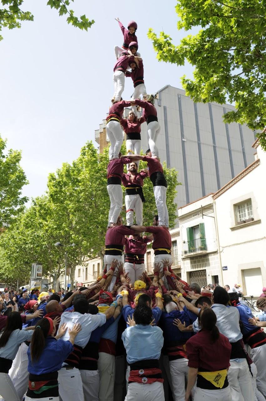 Actuació de Sant Jordi (Esplugues de Llobregat)  22-04-2018 - _DSC1479A_castellers .jpg