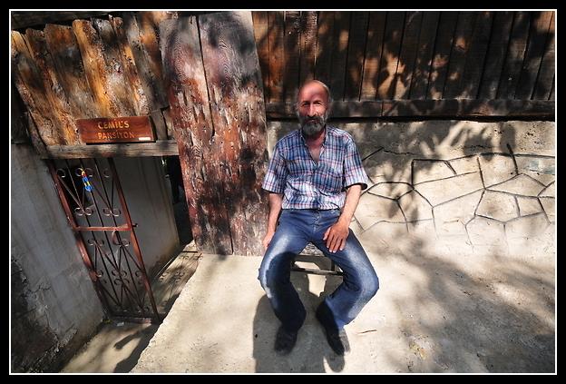 Путешествие в Грузию 2011. Из Грузии в Турцию. Грузинские долины.