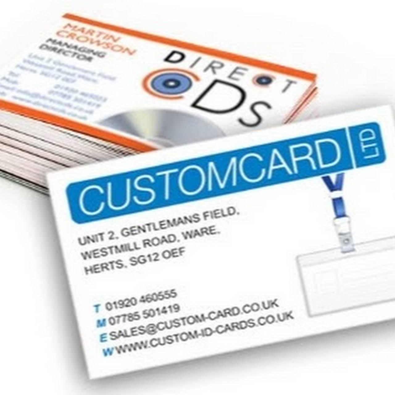 Direct CDs Ltd (CD Printing CD Duplication Services) - Manufacturer ...