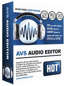 AVS Audio Editor 9.1.2.540