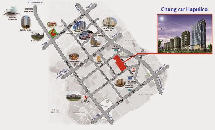 Chung cư Hapulico Complex