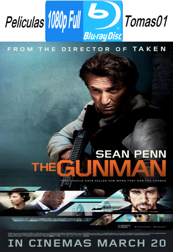 The Gunman (Caza al Asesino) (2015) BRRipFull 1080p