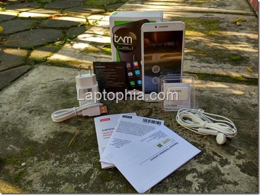 Paket Pembelian Lenovo Vibe C A2020
