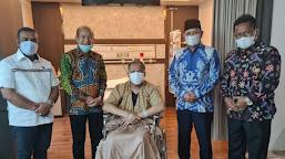 Gubernur Aceh Sudah Bisa Dijenguk dengan Prokes Ketat