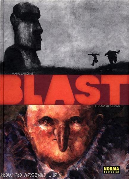 P00001 - Blast  - Bola de Grasa #1