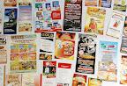 Folder und Flyer in unterscheidlichen Abmessungen